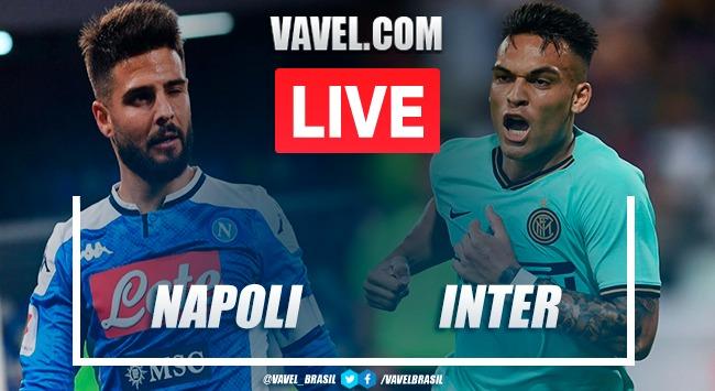 Gols e melhores momentos de Napoli x Internazionale na Coppa Italia (1-1)