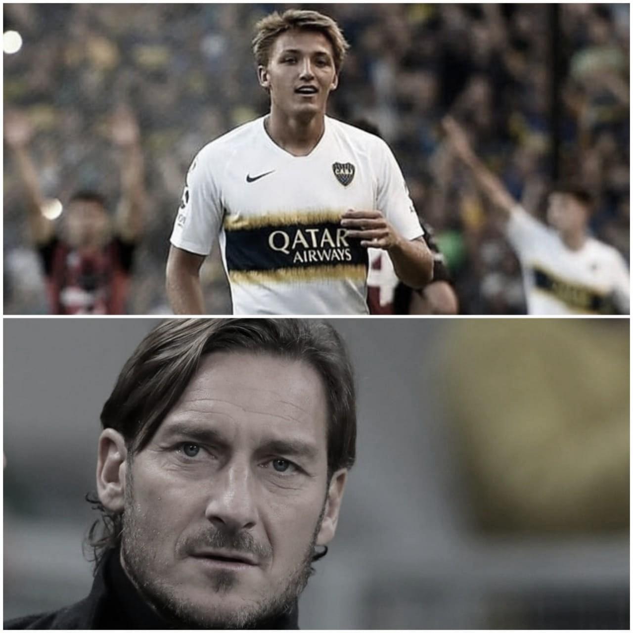 Mateo Retegui define su futuro con Francesco Totti como su representante