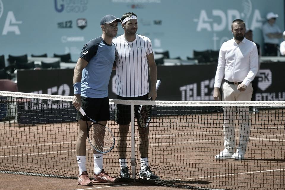 Após Dimitrov, Borna Coric também testa positivo para coronavírus após participação no Adria Tour