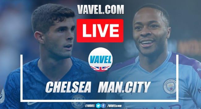 Gols e melhores momentos de Chelsea x Manchester City pela Premier League (2-1)