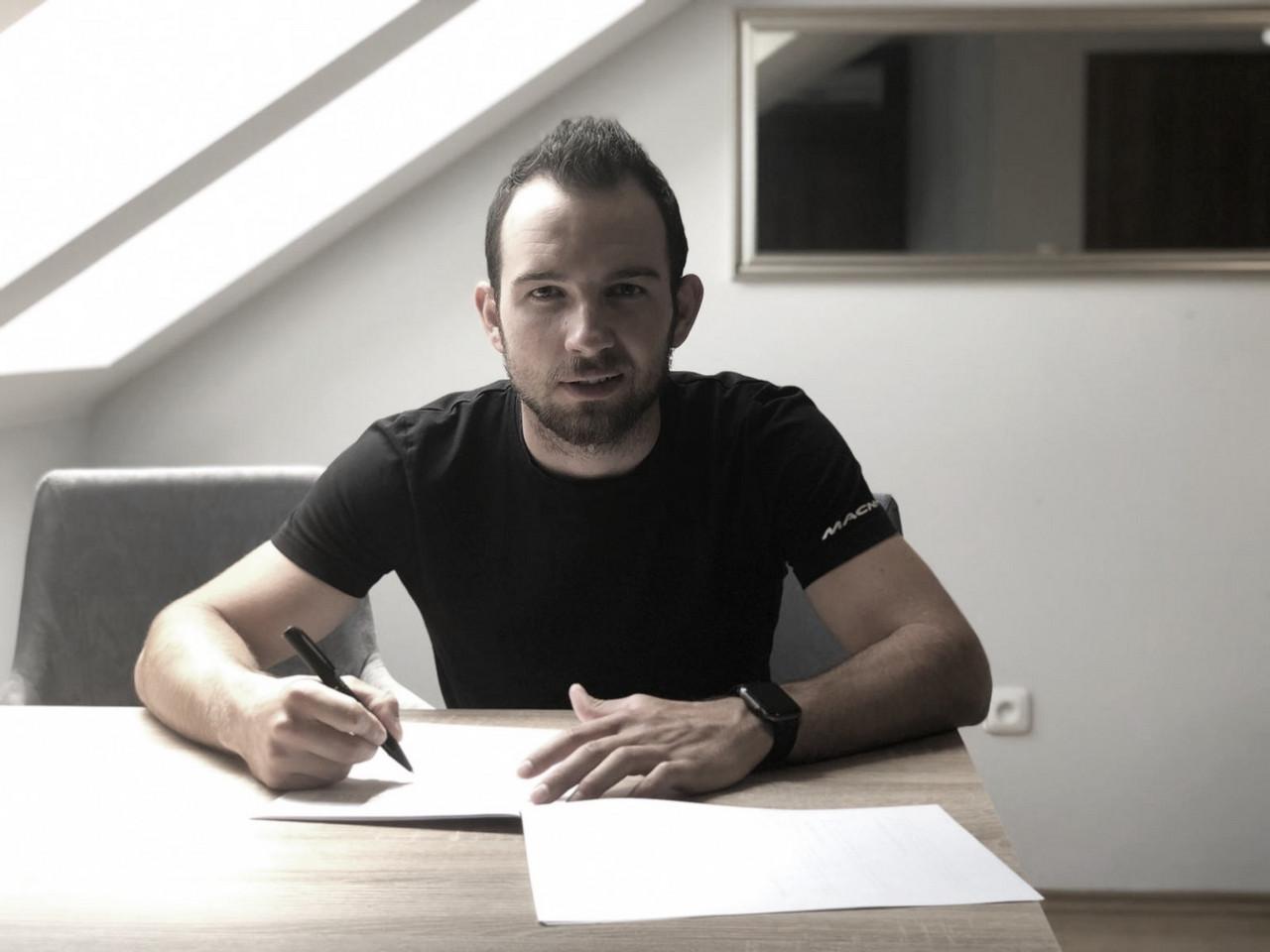 Jakub Kornfeil firma con WithU Motorsport para la temporada 2020