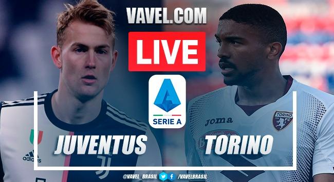 Assistir jogo Juventus x Torino AO VIVO online pela Serie A