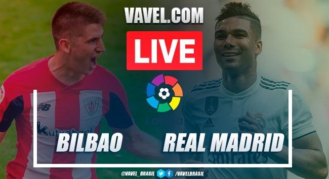 Gol e melhores momentos de Athletic Bilbao x Real Madrid em LaLiga (0-1)