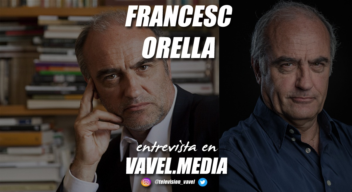 """Entrevista. Francesc Orella: """"Merlí tiene valores pedagógicos que han conseguido robar el corazón de muchos jóvenes"""""""