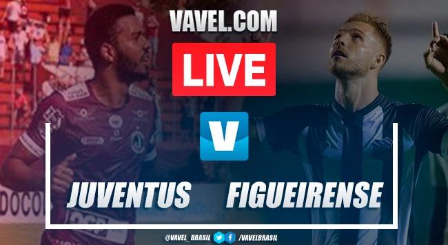 Gols e melhores momentos de Juventus 1x2 Figueirense pelo Campeonato Catarinense