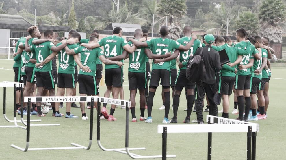 Atlético Nacional, de regreso a los entrenamientos
