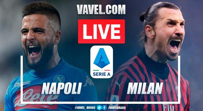 Gols e melhores momentos de Milan x Napoli na Serie A (2-2)