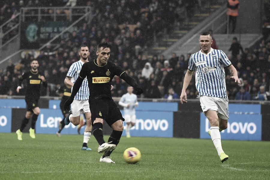 Internazionale visita lanterna SPAL de olho na vice-liderança da Serie A