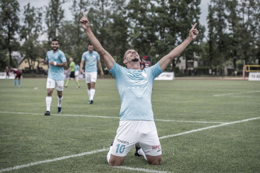 #BrazucaPeloMundo | Letônia: campeão nacional, Roger Junio destaca crescimento do futebol local