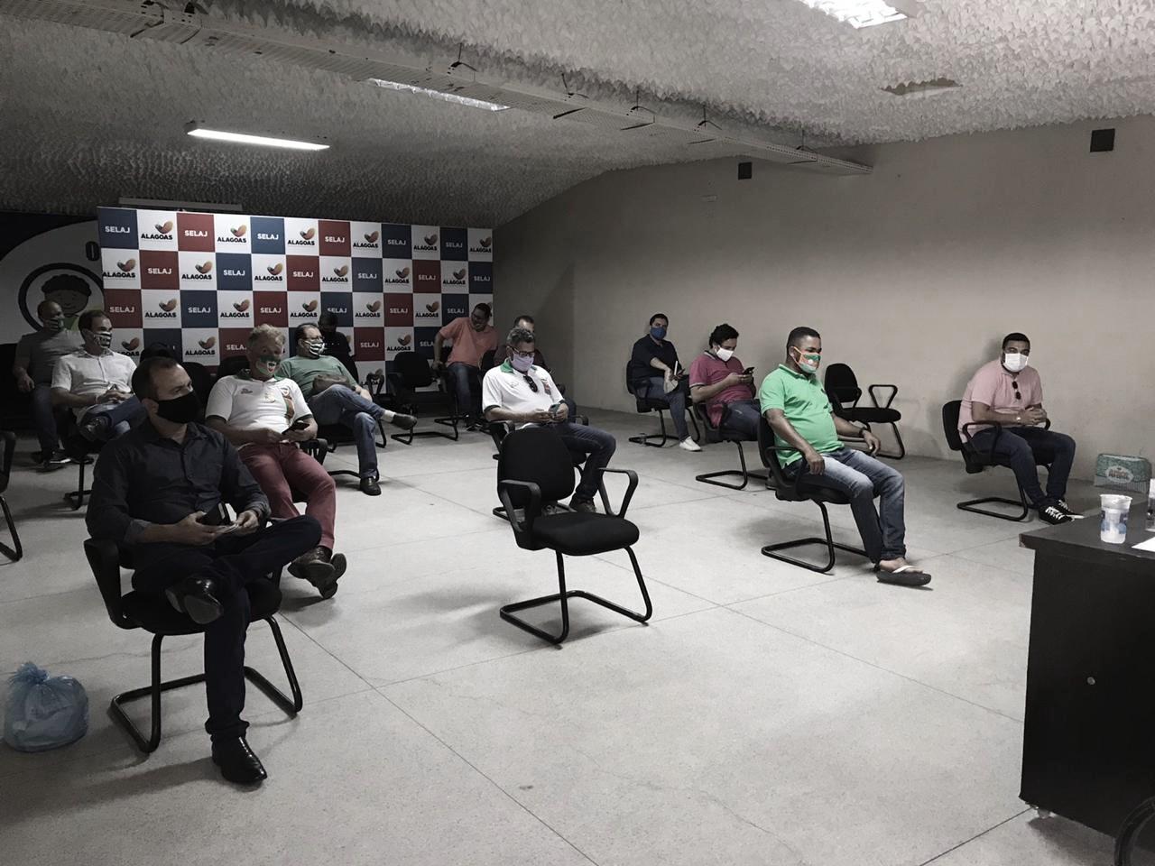 Sem rebaixamento, Campeonato Alagoano tem datas definidas para retorno
