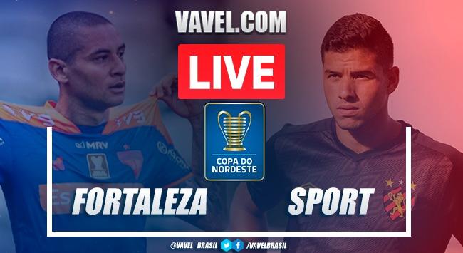 Melhores momentos Fortaleza 0 x 0 Sport pela Copa do Nordeste 2020 (4-1)