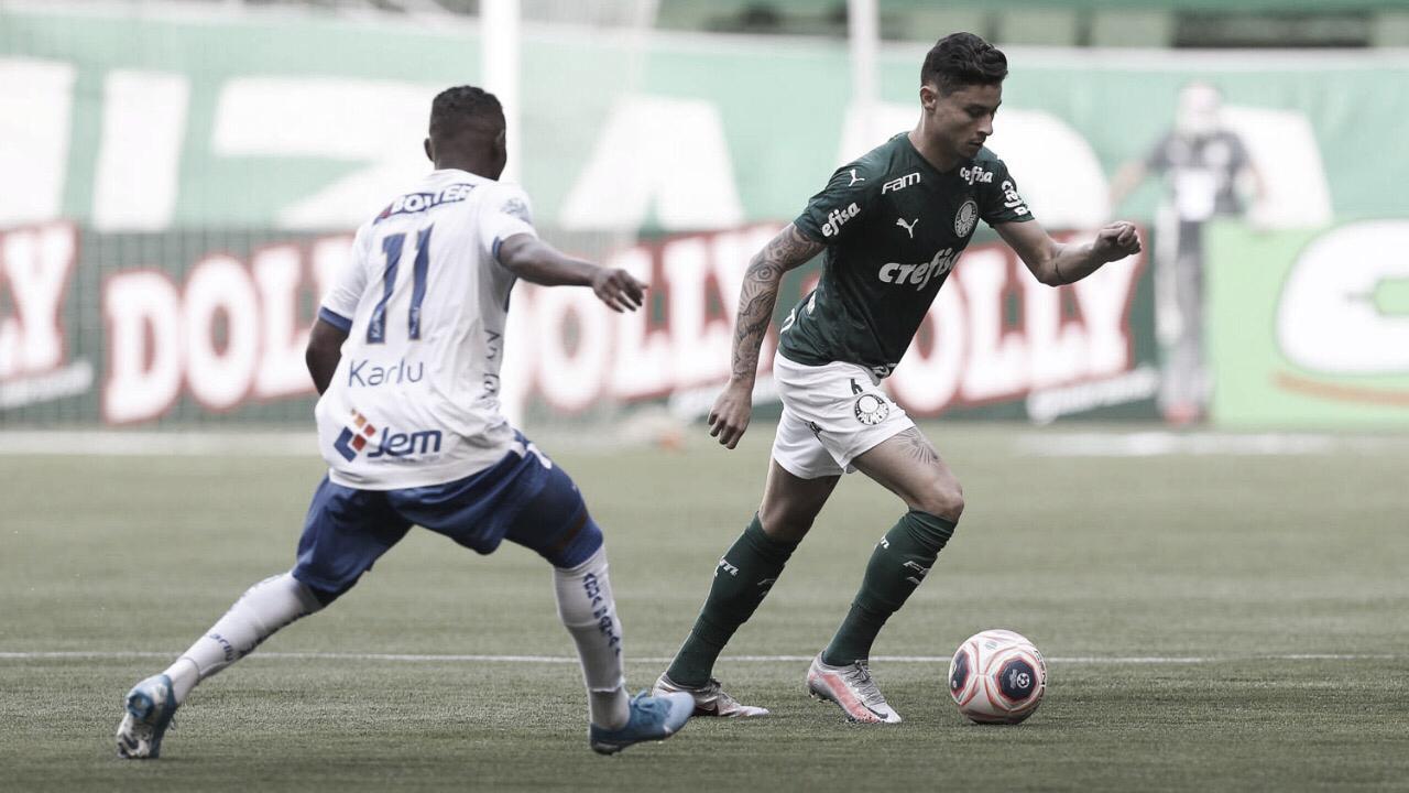 Palmeiras vence e rebaixa Água Santa para Série A2 do Paulistão