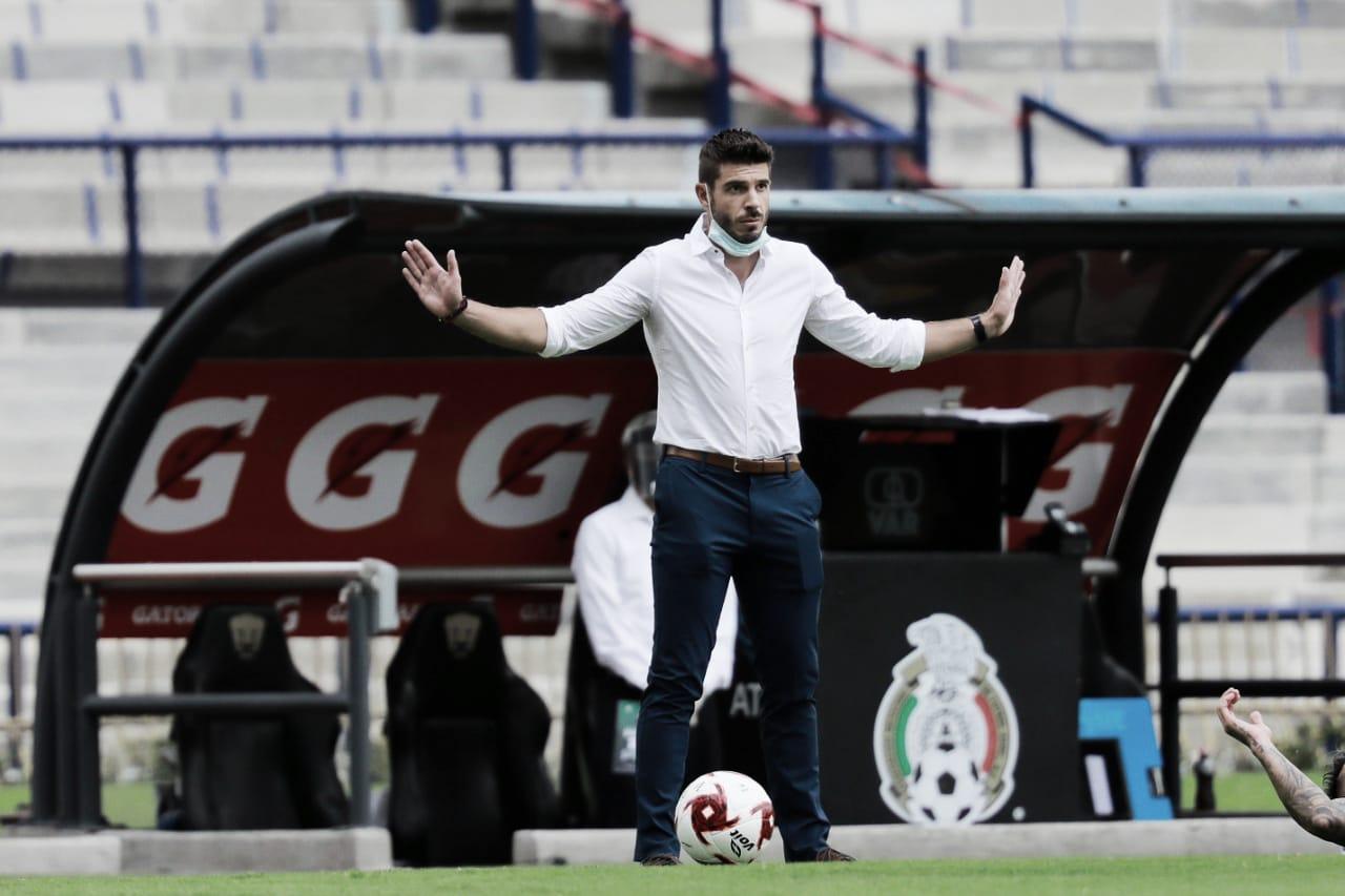 "Álex Diego: ""Esto va empezando"""