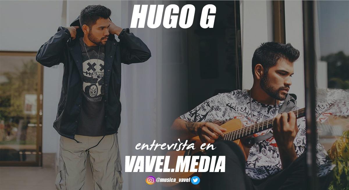 """Entrevista. Hugo G: """"Si me pongo un techo chico, me voy a quedar abajo, si me pongo un techo alto no voy a parar hasta dar lo mejor de mí"""""""
