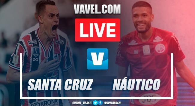 Melhores momentos de Santa Cruz x Náutico no Campeonato Pernambucano (0-0, 7-6 nos pênaltis)