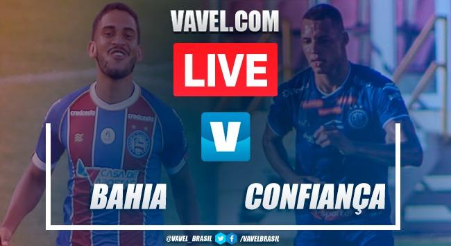 Gols e melhores momentos de Bahia 1x0 Confiança pela Copa do Nordeste 2020