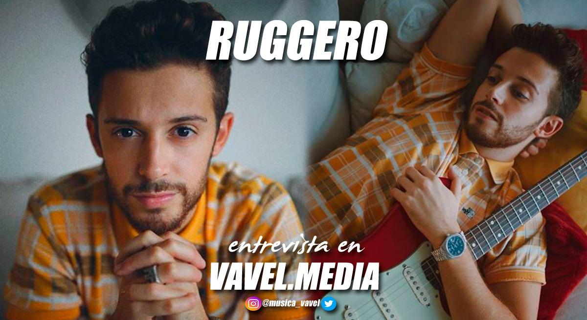 """Entrevista. Ruggero: """"Sacar música nueva es renovar la energía de quién la escucha"""""""