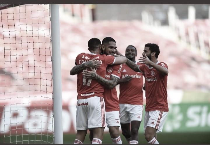 Internacional goleia Esportivo e se classifica à final do segundo turno no Gauchão