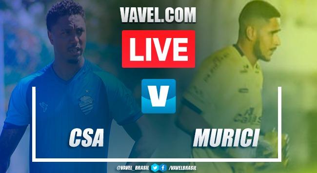 Jogo CSA x Murici AO VIVO online no Campeonato Alagoano 2020