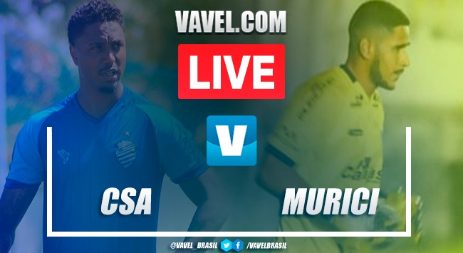 Gols e melhores momentos de CSA x Murici no Campeonato Alagoano (4-0)