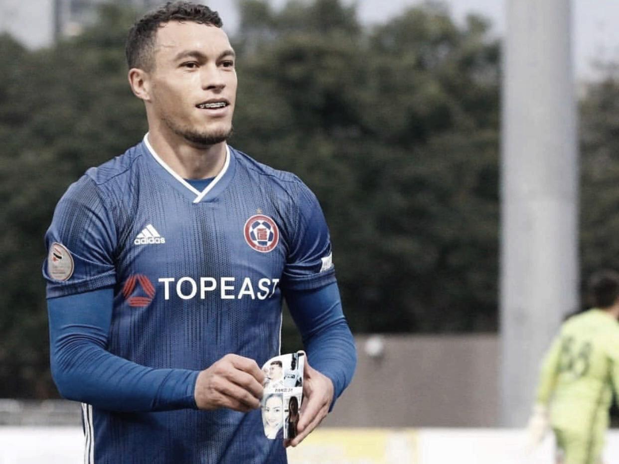 #BrazucaPeloMundo: Profissionalizado aos 24 anos, Everton Camargo mira seleção de Hong Kong