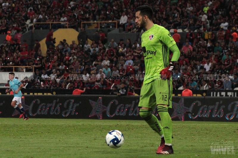 Camilo Vargas y el mal funcionamiento de su defensa