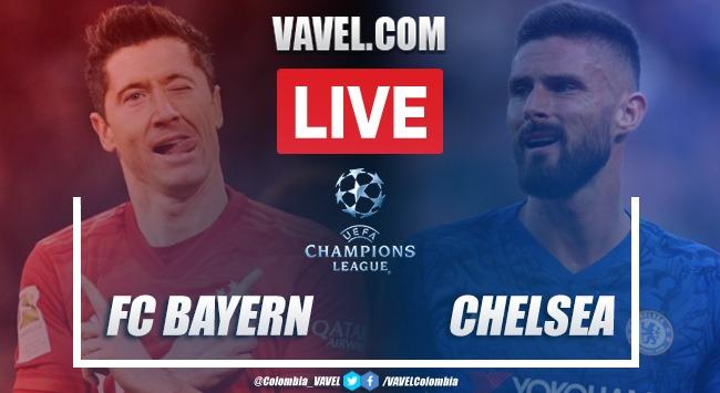Resumen FC Bayern vs. Chelsea (4-1)