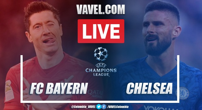 FC Bayern vs. Chelsea online en Champions League (2-1)