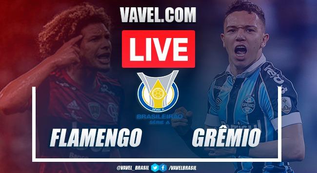 Gols e melhores momentos Flamengo 1 x 1 Grêmio pelo Campeonato Brasileiro 2020