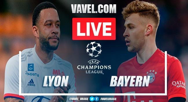 Resumen y goles: Olympique de Lyon (0-3) Bayern Múnich por Champions League