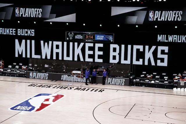 Histórico: em protesto contra racismo, Bucks e Magic boicotam jogo 5 dos playoffs