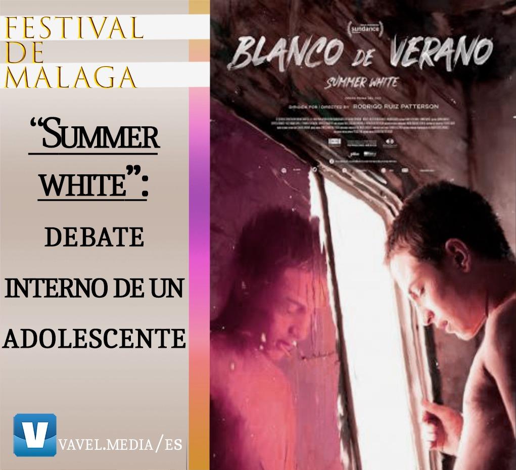 Summer White: debate interno de un adolescente