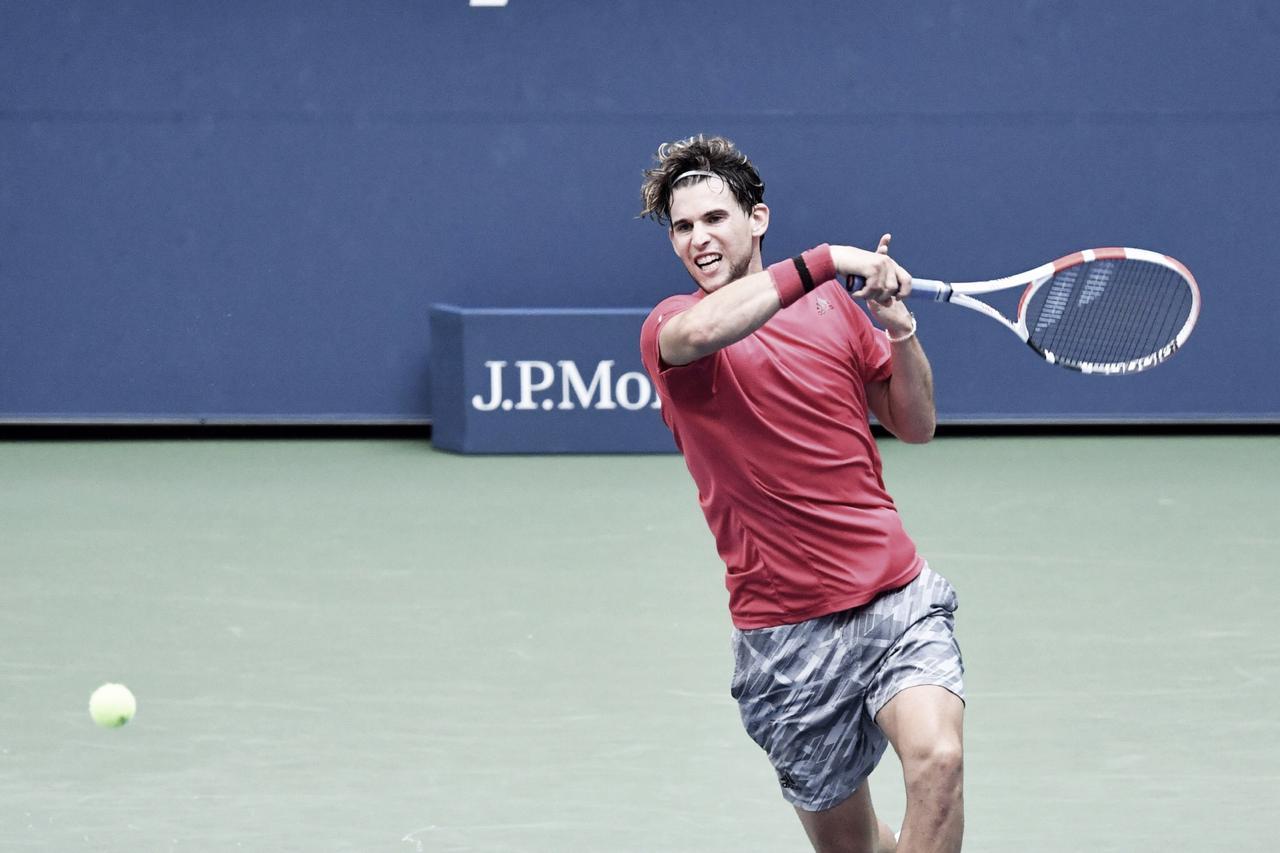 Thiem vence Auger-Aliassime com tranquilidade e está nas quartas do US Open