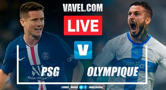 Gols e melhores momentos de Paris Saint-Germain x Olympique de Marseille na Ligue 1 (1-0)