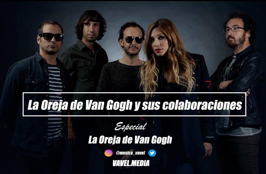 La Oreja de Van Gogh y sus colaboraciones