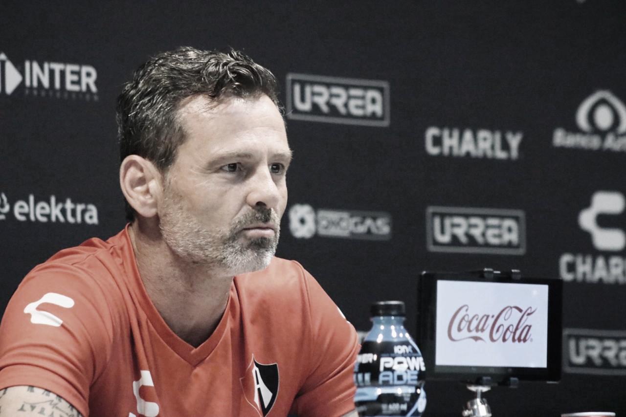 """Diego Cocca: """"Paciencia es la clave"""""""