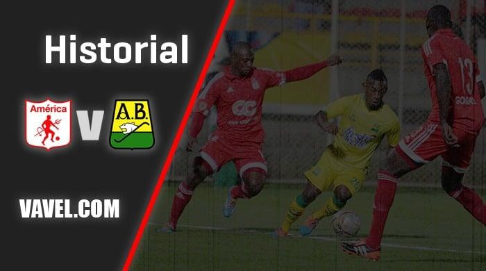 Historial América vs. Atlético Bucaramanga: estadísticas en rojo para el 'leopardo'