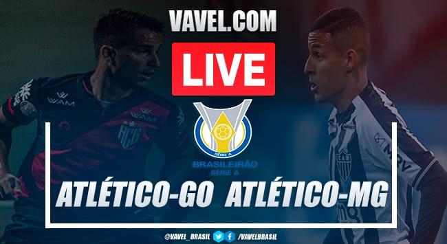 Gols e melhores momentos de Atlético-GO 3 x 4 Atlético-MG pelo Brasileirão 2020