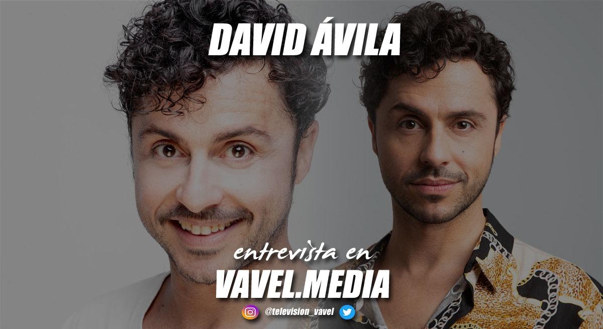 """Entrevista. David Ávila: """"El público con sus ojos y el sonido de su risa nos están demostrando incluso más cariño que antes"""""""