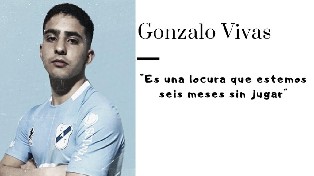 """Entrevista. Gonzalo Vivas: """"Espero devolver la confianza con rendimientos"""""""