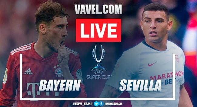 Gols e melhores momentos de Bayern x Sevilla na Supercopa da Uefa (2-1)