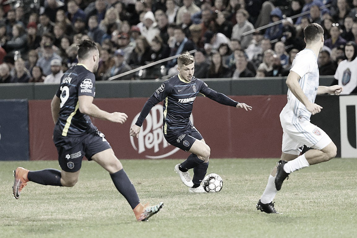 Rafael Mentzingen comments on poor performance of Memphis 901 and says who's the favorite for the USL Championship title