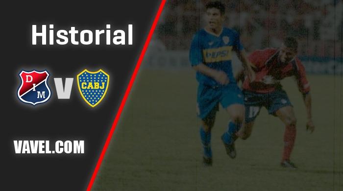 Historial Independiente Medellín vs Boca Juniors: ventaja 'xeneize'