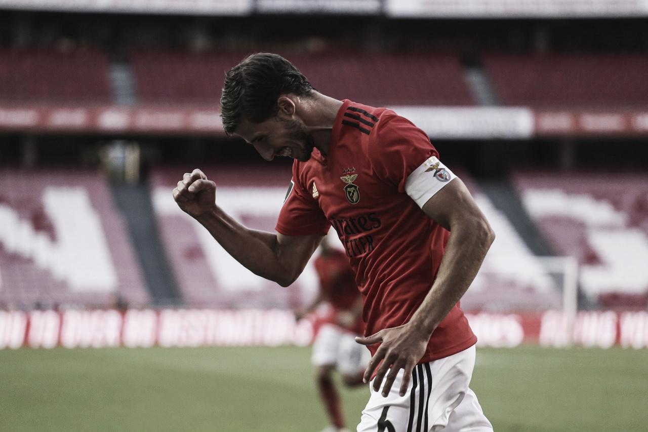 Manchester City acerta com Benfica e fica próximo de anunciar zagueiro Ruben Dias
