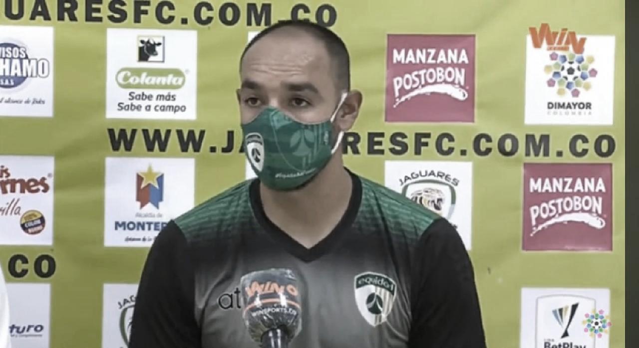 """Diego Novoa: """"Cuando pierdes el orden es difícil poder remontar esa situación adversa"""""""