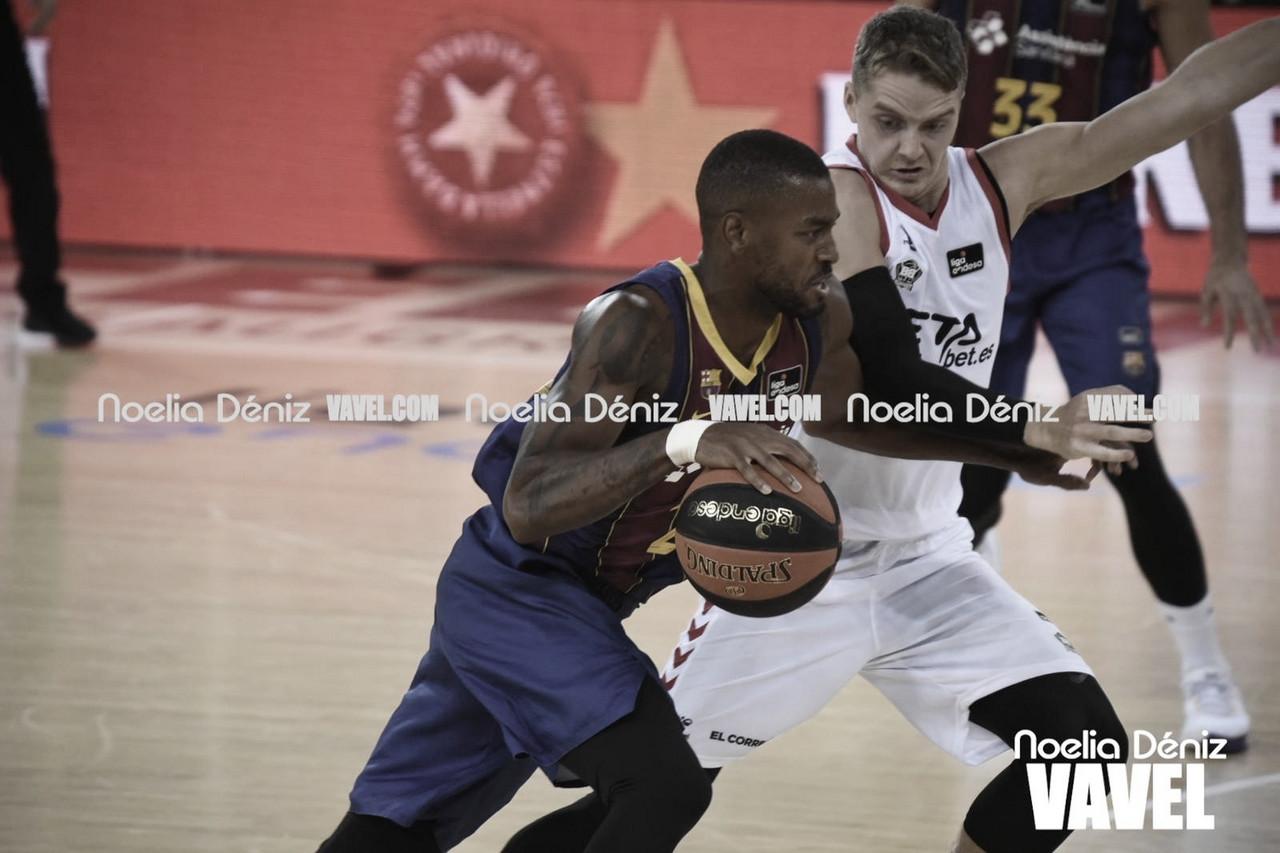 El Barça coge fuerzas para la Euroliga venciendo al Bilbao Basket (82-64)