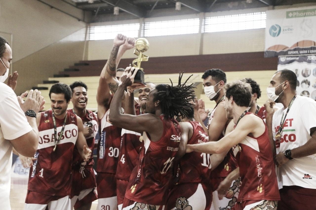 Basket Osasco derrota Tatuí e conquista a Copa São Paulo
