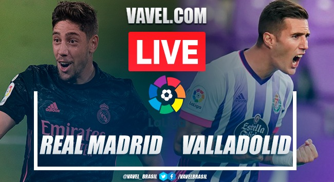 Gols e melhores momentos de Real Madrid 1 x 0 Valladolid pelo Campeonato Espanhol 2020