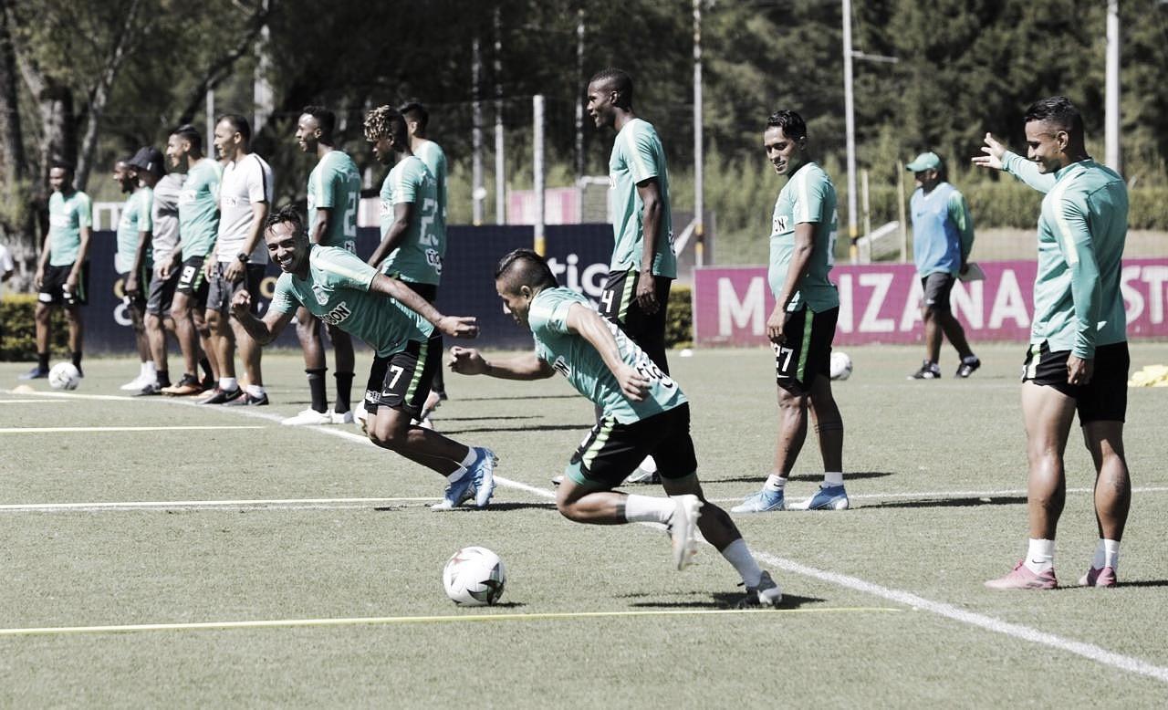 Los 'verdolagas' citados para el juego ante el Deportes Tolima