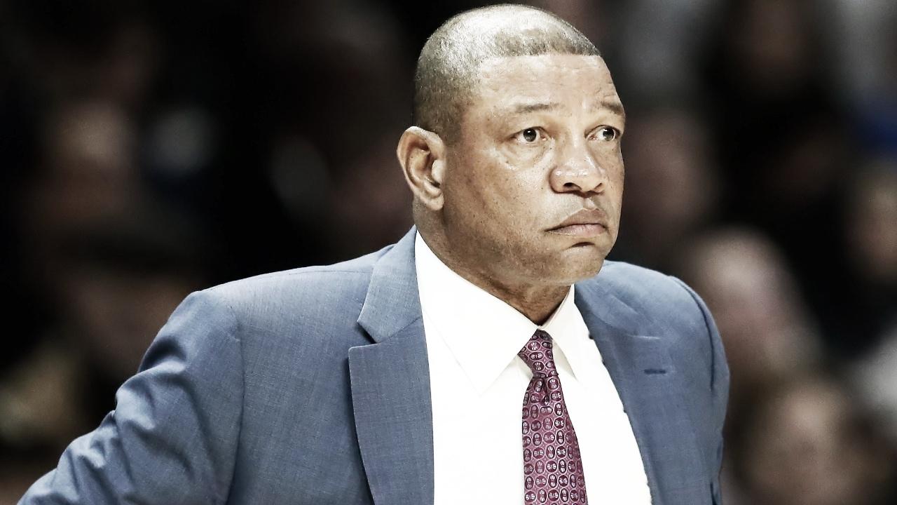 Philadelphia 76ers acerta contratação do técnico Doc Rivers, ex-Clippers